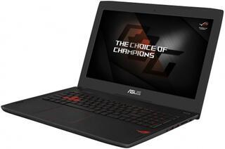 """15.6"""" Ноутбук ASUS ROG GL502VY-FI117T серый"""