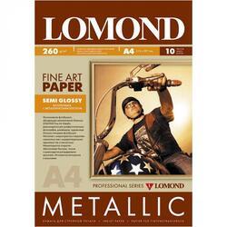 Фотобумага LOMOND Полуглянцевая с микропористым покрытием Металлик