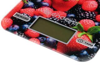 Кухонные весы Endever KS-528 красный