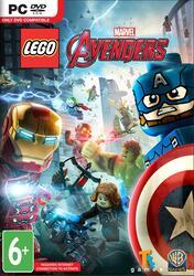 Игра для PC LEGO Marvel Мстители