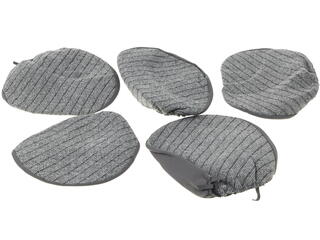 Чехлы на сиденье AUTOPROFI GOBELEN GOB-1105 серый