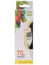 Лампа светодиодная ASD LED-СВЕЧА-standard