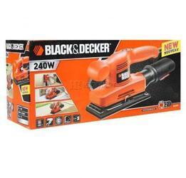 Виброшлифмашина Black&Decker KA310