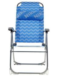 Кресло Nika K2 голубой