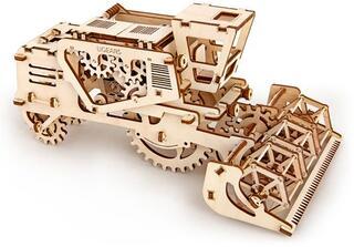 "Конструктор 3D-пазл Ugears - ""Комбайн"""
