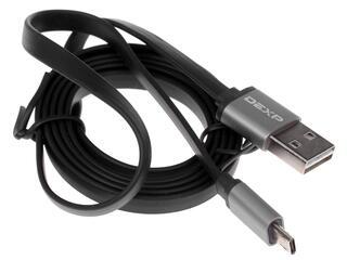 Кабель DEXP MIUUF100RevB micro USB - USB черный