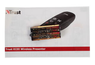 Презентер Trust Elcee Wireless Presenter
