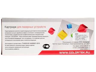 Картридж лазерный Colortek CF283A