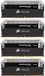 Оперативная память Corsair Dominator Platinum [CMD32GX4M4A2400C14] 32 ГБ