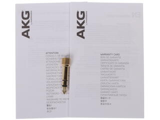 Наушники AKG K514 MKII