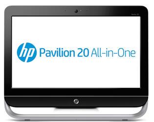 """20"""" Моноблок HP Pavilion 20-b102er"""