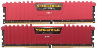 Оперативная память Corsair Vengeance LPX [CMK8GX4M2B3200C16R] 8 ГБ