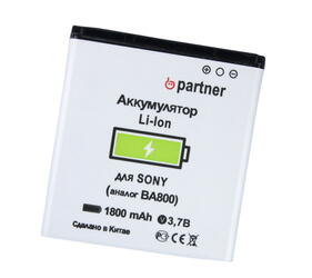 Аккумулятор Partner BA-800