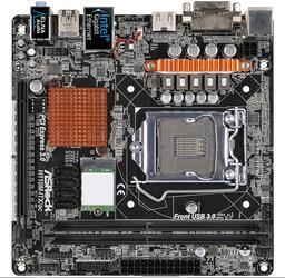 Материнская плата ASRock H110M-ITX/AC