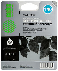Картридж струйный Cactus CS-CB335
