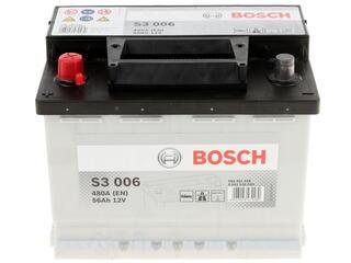 Автомобильный аккумулятор Bosch S3 006