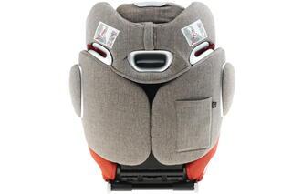 Детское автокресло Cybex Solution Q2-Fix Plus оранжевый