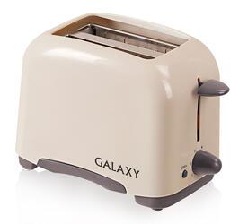 Тостер Galaxy GL 2902 бежевый