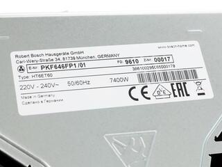 Электрическая варочная поверхность BOSCH PKF646FP1