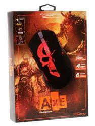Мышь проводная Qumo Dragon War Axe M07