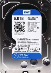 6 ТБ Жесткий диск WD Blue [WD60EZRZ]