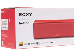 Портативная колонка Sony SRS-HG1 красный