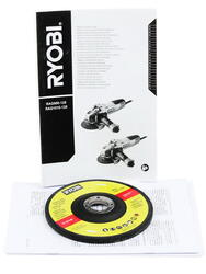 Углошлифовальная машина Ryobi RAG1010-125SF