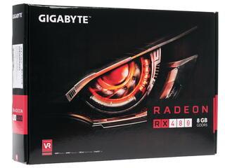 Видеокарта Gigabyte AMD Radeon RX 480 [GV-RX480D5-8GD-B]
