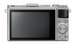 Компактная камера Nikon DL 24-85 серебристый