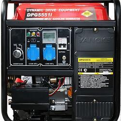 Инверторный электрогенератор DDE DPG5551Ei