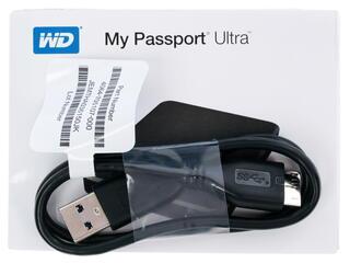 """2.5"""" Внешний HDD WD My Passport Ultra [WDBNFV0020BBL]"""