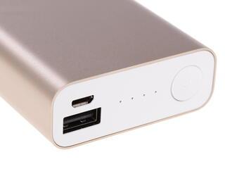 Портативный аккумулятор Asus ZenPower золотистый