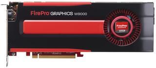 Видеокарта AMD FirePro W9000 [100-505632]