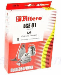 Мешок-пылесборник Filtero LGE 01 Standard