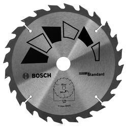 Диск пильный Bosch Standard 2609256812