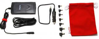 Адаптер питания автомобильный + сетевой STM DL90