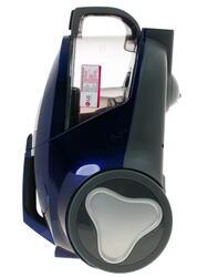 Пылесос LG VK75R03HY синий