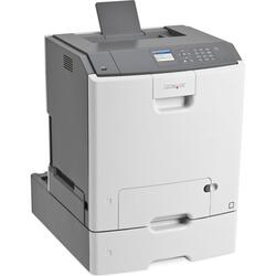 Принтер лазерный Lexmark C746dtn