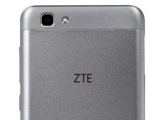 """5"""" Смартфон ZTE Blade A610 16 ГБ серый"""