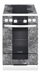 Электрическая плита GEFEST 5560-01 черный, серый