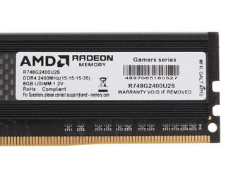 Оперативная память AMD Radeon R7 Performance Series [R748G2400U2S] 8 ГБ