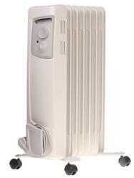 Масляный радиатор EWT OR115TLS белый