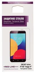 """4"""" Защитное стекло для смартфона DEXP Ixion P140 Taiga"""