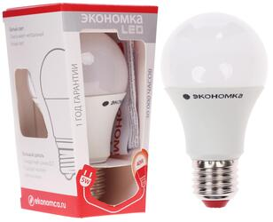 Лампа светодиодная Экономка LED 5W A55 E2745_CL