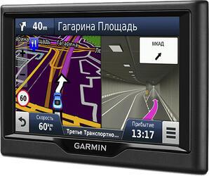 GPS навигатор Garmin Nuvi 67LMT