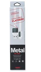 Кабель Remax Platinum USB - Lightning 8-pin белый