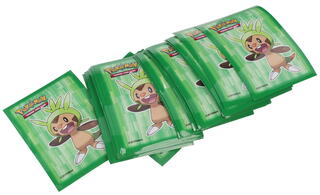 Протекторы для хранения карт Pokemon XY