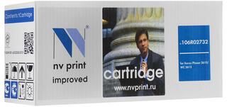 Картридж лазерный NV Print 106R02732