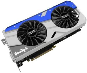 Видеокарта Palit GeForce GTX 1070 GameRock Premium [NE51070H15P2-1041G]