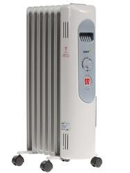 Масляный радиатор Unit UOR-721 белый